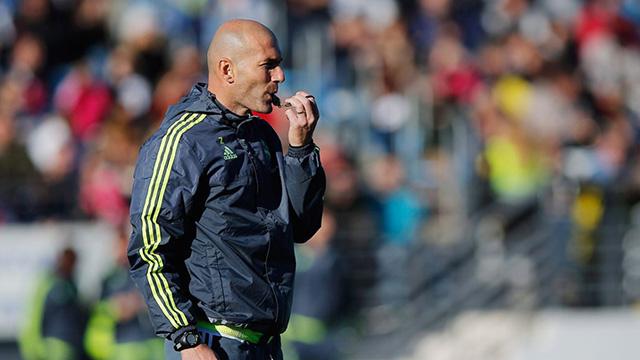 Zidane Akui Berminat Datangkan Fabregas ke Madrid