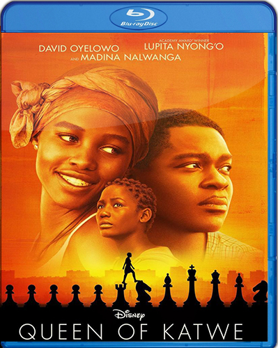 Queen of Katwe [2016] [BD50] [Latino]