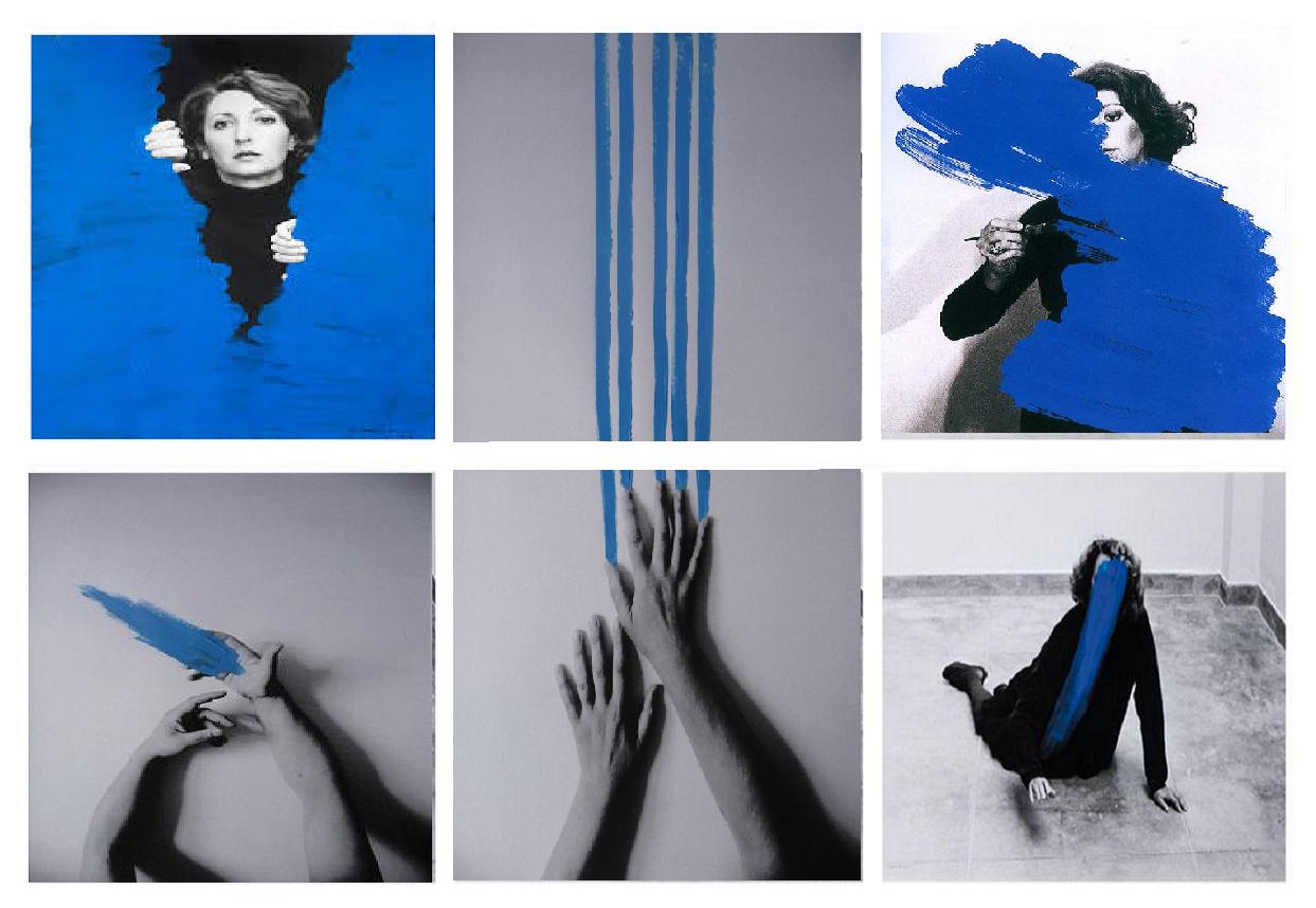 bde072f76459 ΚΛΙΚ στην τοποθέτηση έξι στιγμών χρωμάτων -ART by helena almeida  photography για άλλα ποιήματα από το Fractal και το ΧΡΟΝΟΛΟΓΙΟ της  ποιήτριας που ...