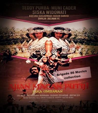 Brigade 86 Movies Center - Ajian Macan Putih (1982)