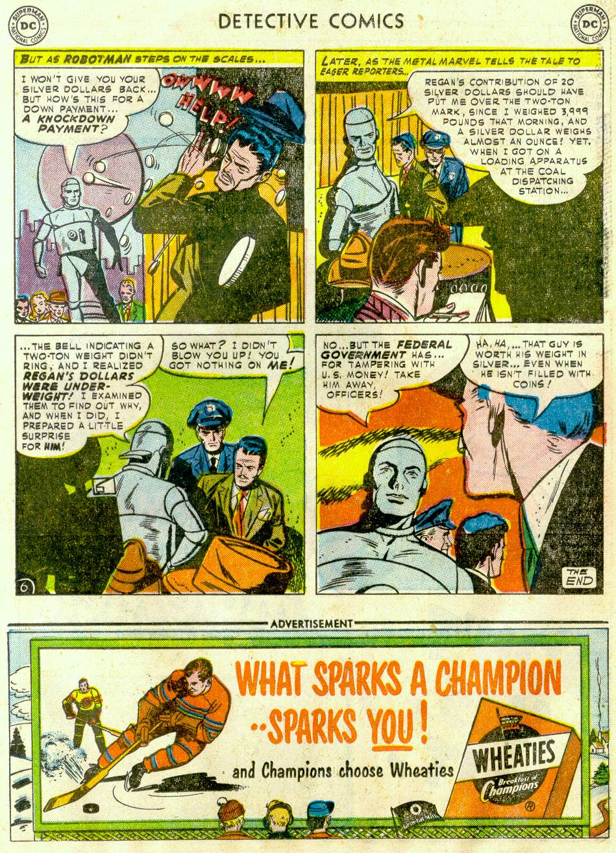 Read online Detective Comics (1937) comic -  Issue #181 - 29