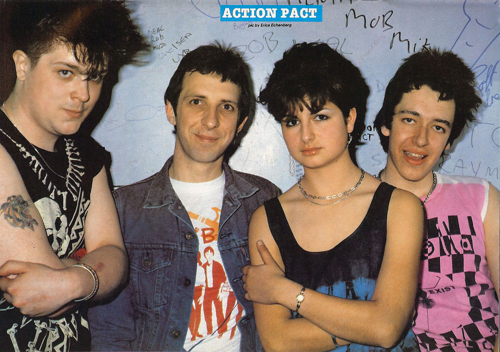 80s Punk Bands You Ve Never Heard Of Vintage Everyday
