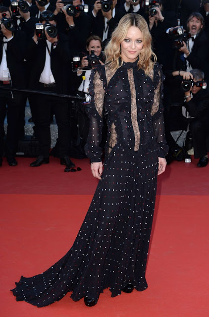 Vanessa Paradis From the Land of the Moon Premiere at 2016 Cannes Film Festival