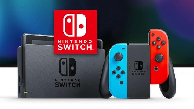 إجمالي مبيعات جهاز Nintendo Switch يتجاوز 10 حاجز مليون نسخة !