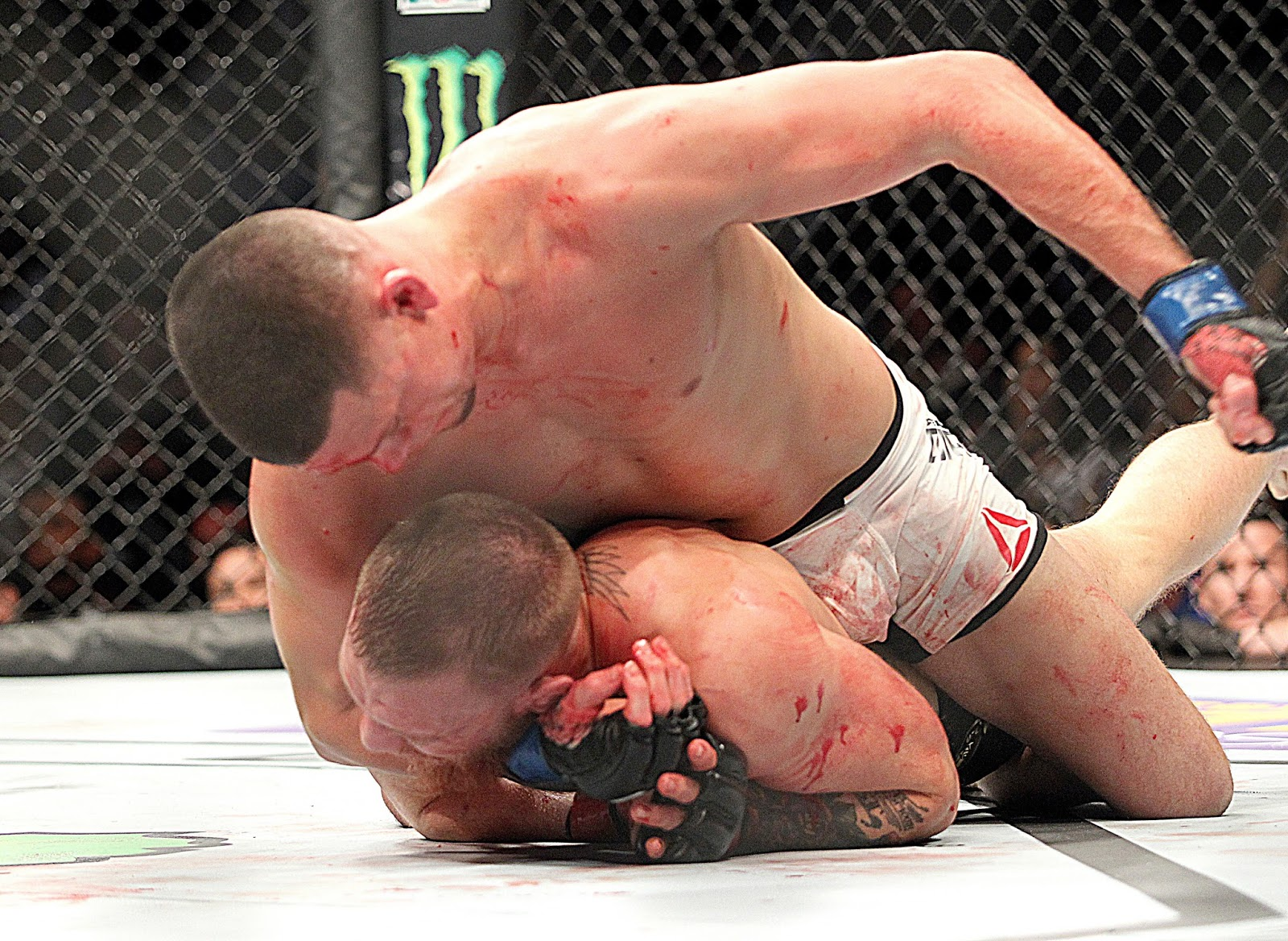 CONOR MCGREGOR VS. NATE DIAZ 9