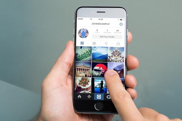 Cara Download Foto dan Video Instagram Sekaligus