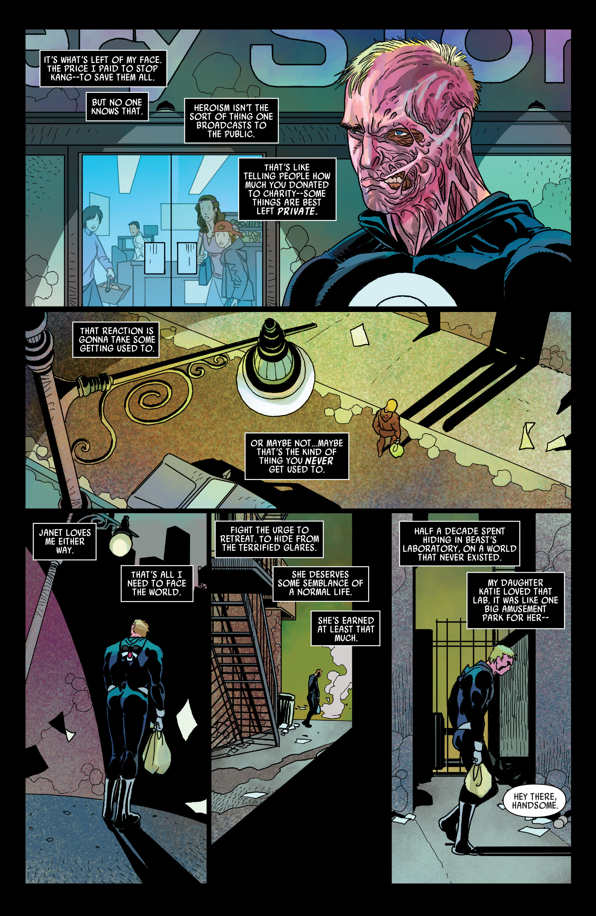 Read online Uncanny Avengers (2012) comic -  Issue #24 - 3