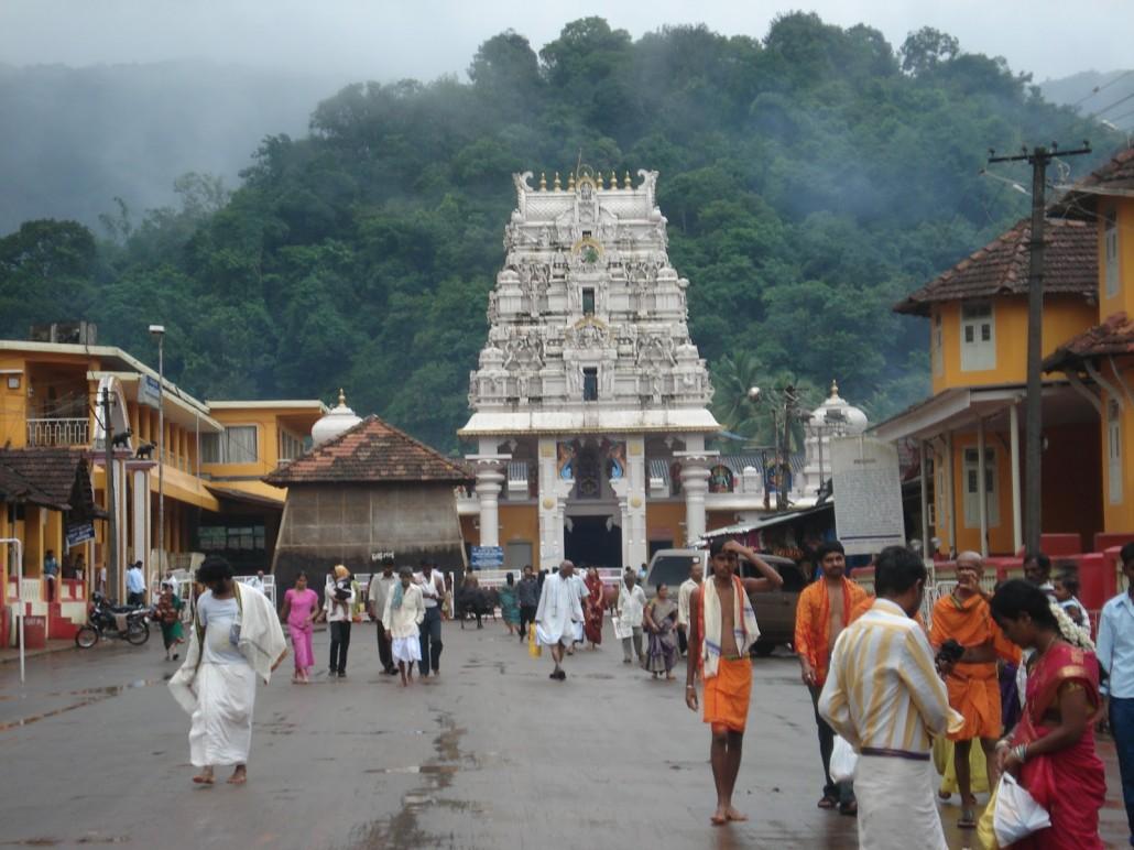 Image result for सुब्रमण्या घाटी मंदिर