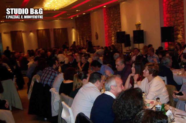 Με επιτυχία ο  ετήσιος αποκριάτικος χορός του Εργατικού Κέντρου Ναυπλίου