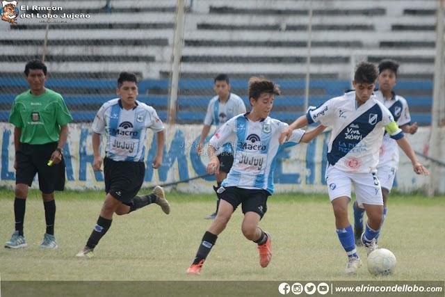 Fotos | 6ta y 7ma vs Talleres de Perico | Liga Jujeña