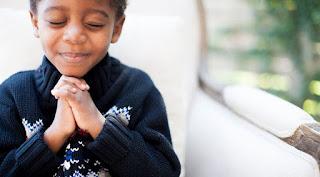Oração para acalmar filho