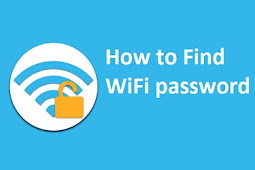Cara Mengetahui Password WiFi Dengan Windows