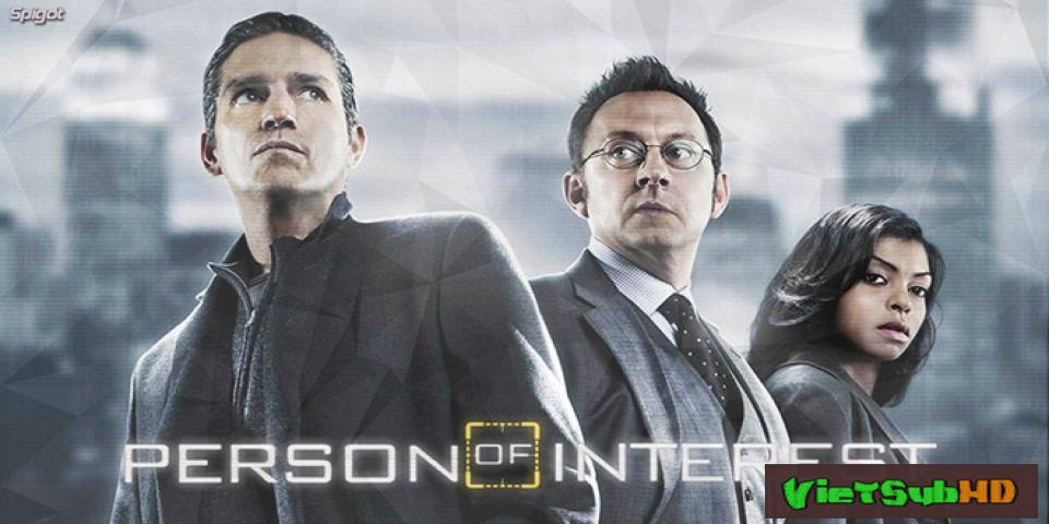 Phim Kẻ Tình Nghi (phần 5) Hoàn Tất (13/13) VietSub HD | Person Of Interest (season 5) 2016