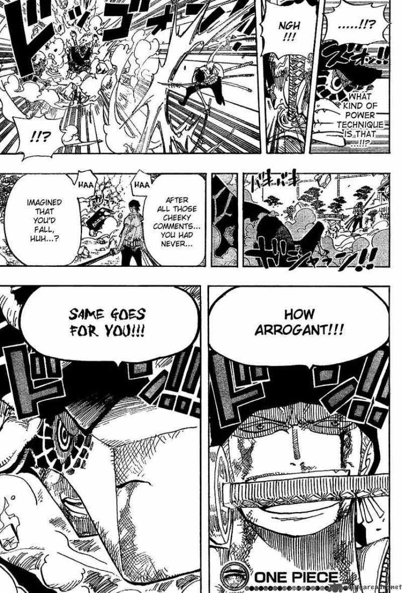 One Piece Ch 416