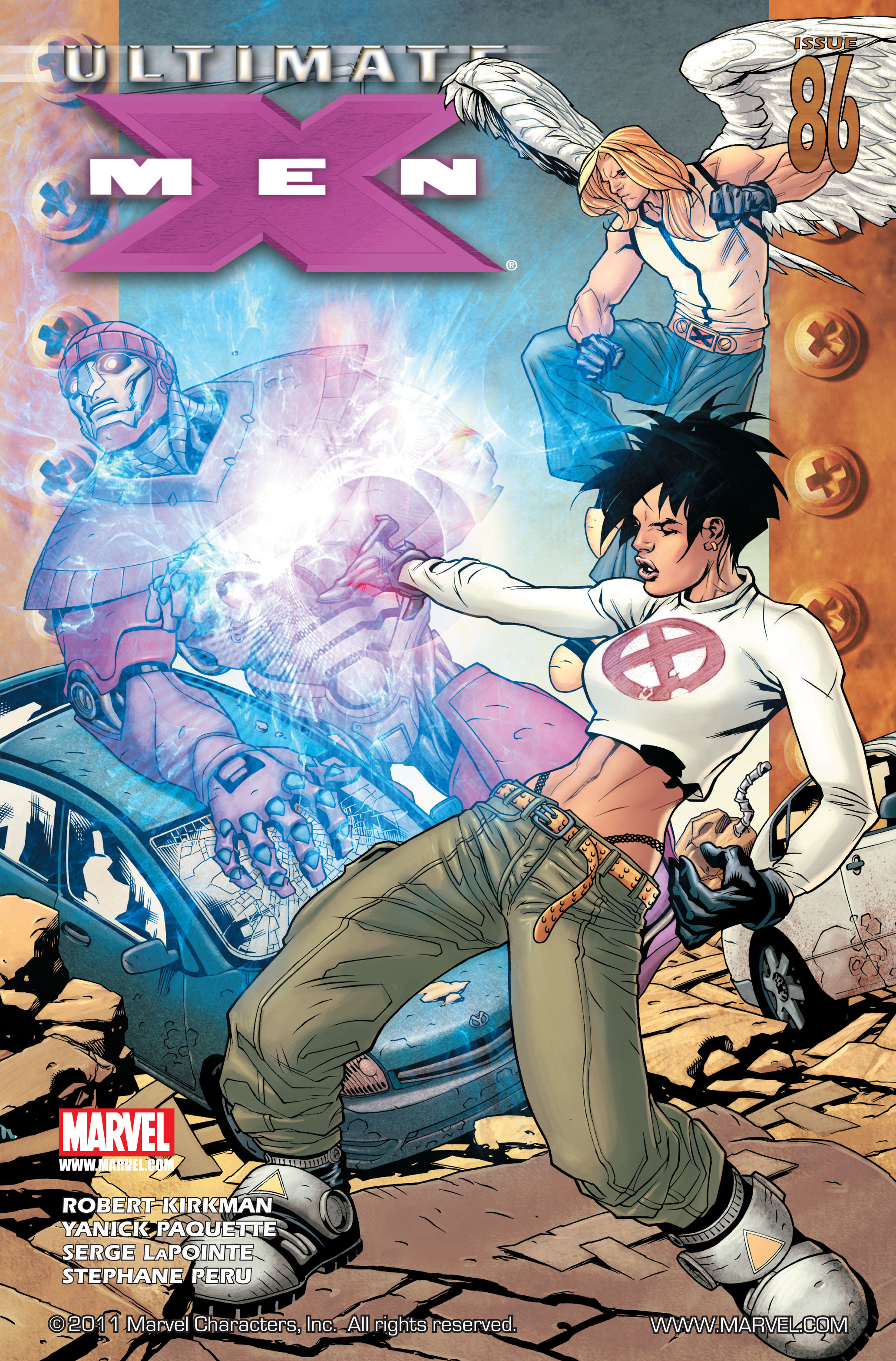 Read online Ultimate X-Men comic -  Issue #86 - 1
