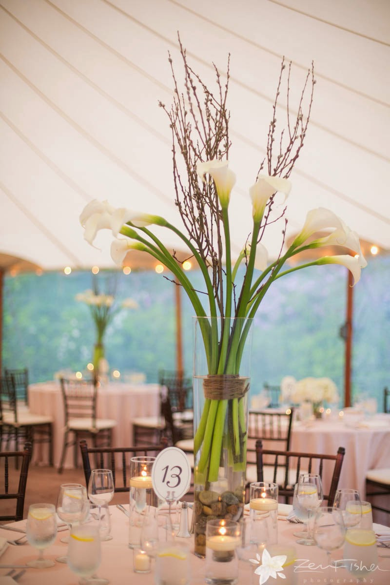 Willowdale Estate Zev Fisher Photography Calla Lilies