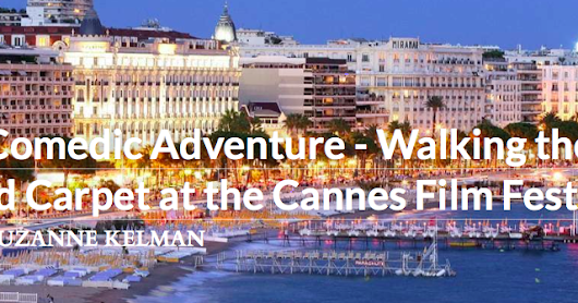 "My ""Trip"" down the Red Carpet at the Cannes Film Festival"