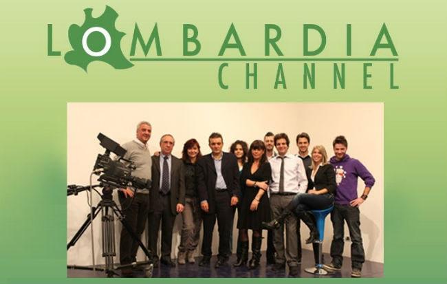 Il logo di Lombardia Channel