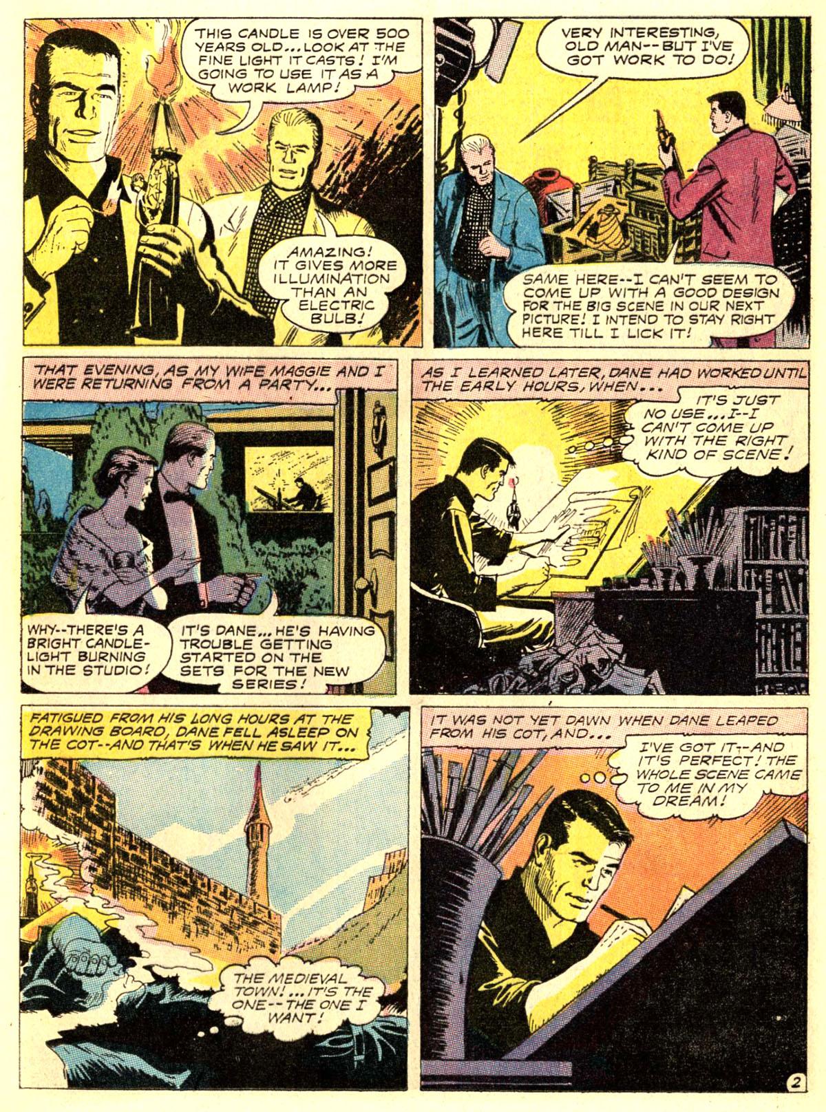 Strange Adventures (1950) issue 210 - Page 25