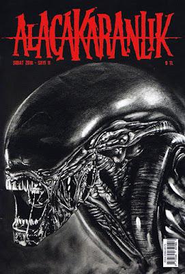 Alacakaranlık 11. Sayı (Şubat) - Alien