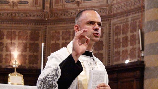 Clerical Rumors: Fr  David Pagliarani Superior General Front-Runner