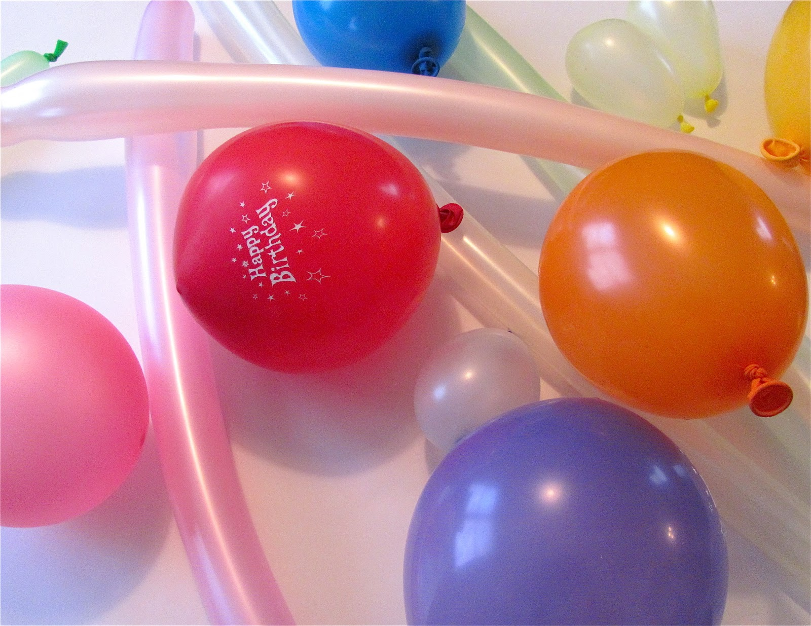 C Wanted To Play With The Balloons And We Did You Can See Joy On This Girls Face Before Project Was Ready Begin