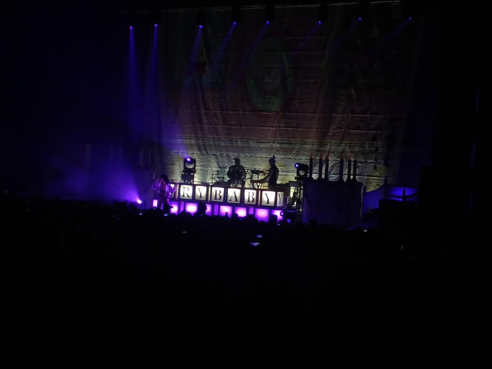 Melanie Martinez gig concert Hammersmith Eventim Apollo