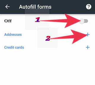 browser autofill form kese start kare 5