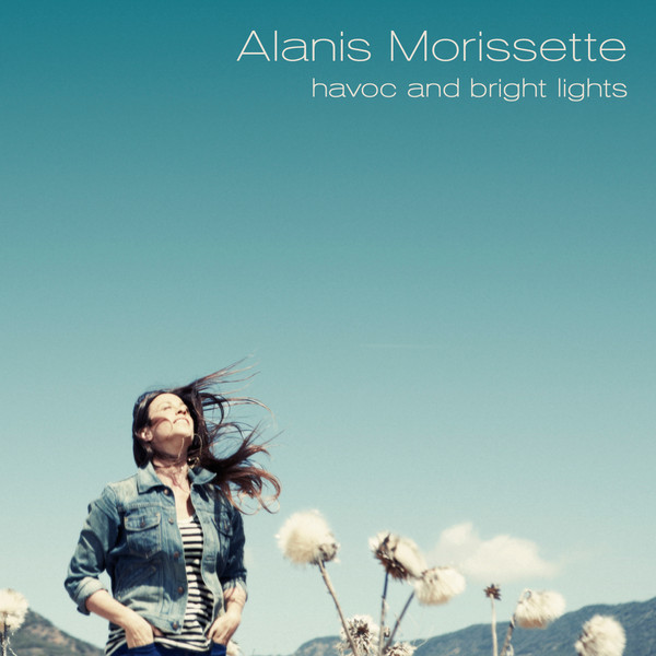 Alanis Morissette Havoc and bright lights