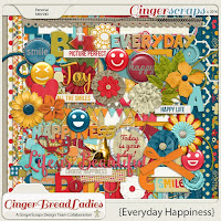 Collab Everyday Happiness by GingerBread Ladies