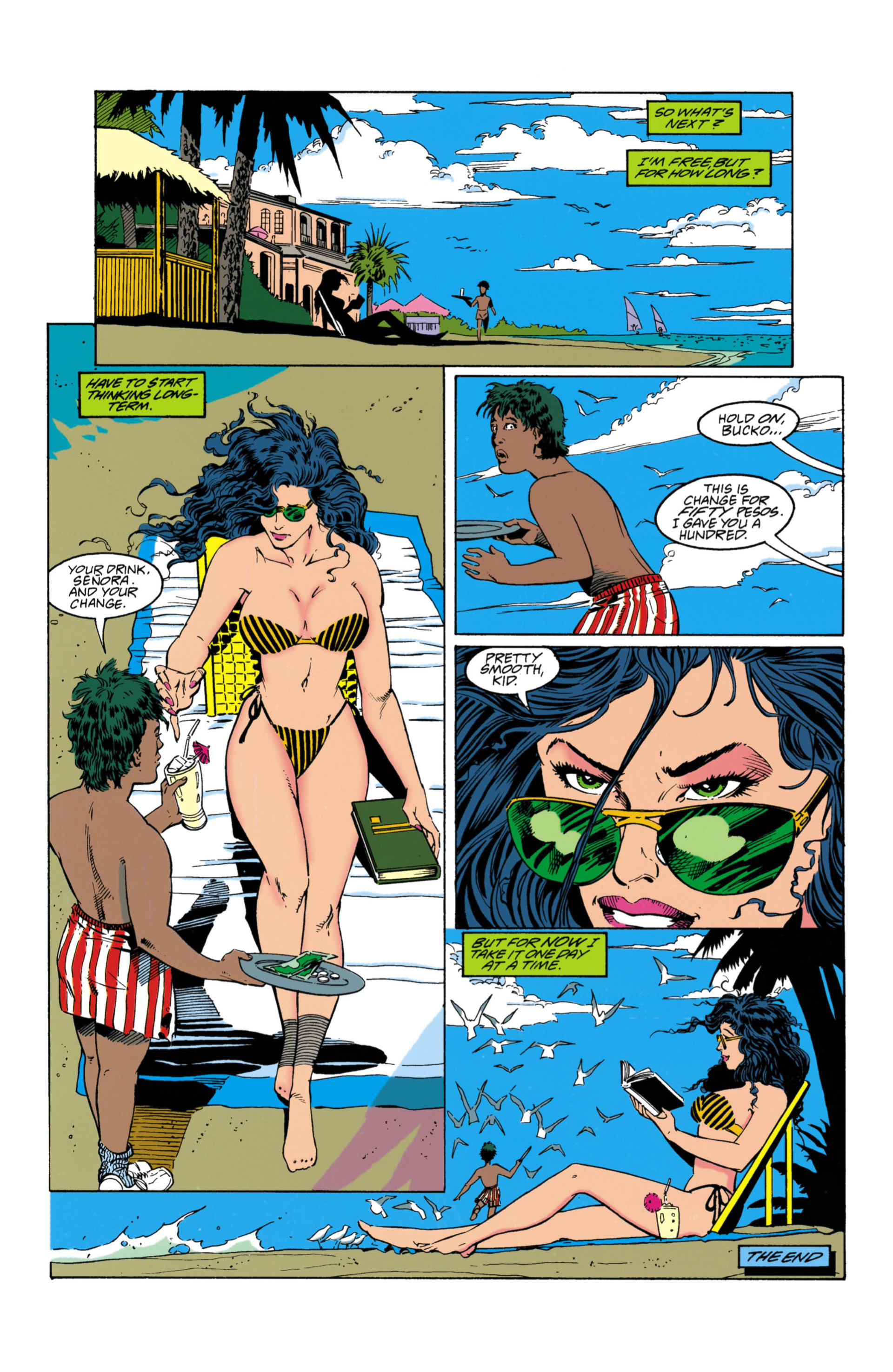 Catwoman (1993) Issue #18 #23 - English 23