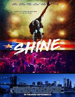 Poster de Shine