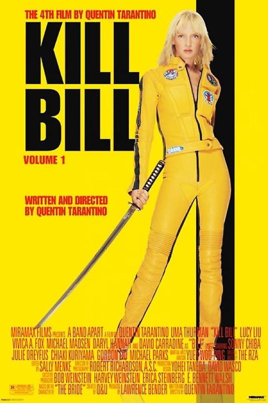 Kill Bill: Vol. 1 2003 English Movie Bluray 720p