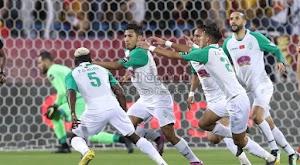 الرجاء يفشل في تحقيق الفوز على فريق سريع وادي زم في الجولة السابعه من الدوري المغربي