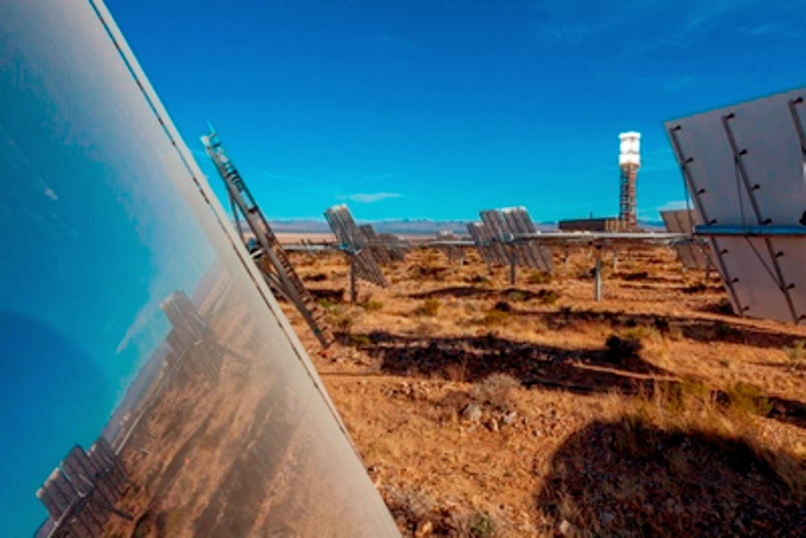 Alstom to build 121 MW concentrated solar power (CSP) plant