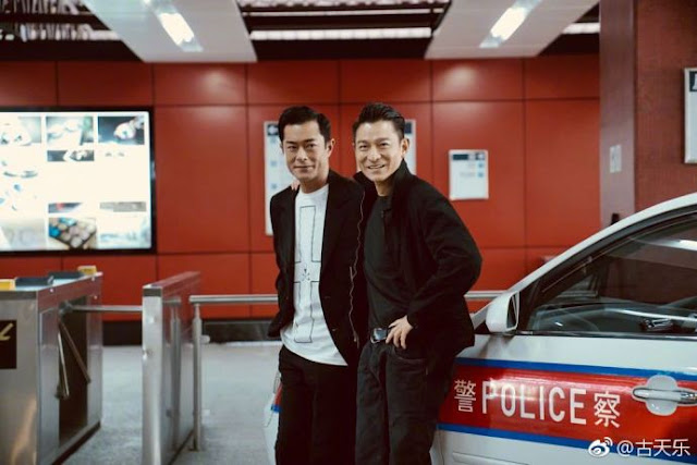 Louis Koo Andy Lau The White Storm 2: Drug Lords