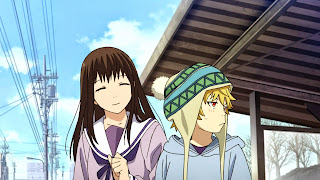 Hiyori Iki oraz Yukine