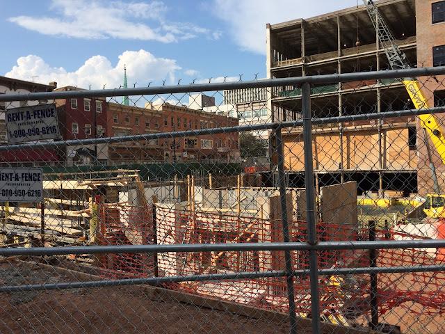 Newark and New York City 9 9 2015 and 9 15 2015 | Urbanism vs Modernism