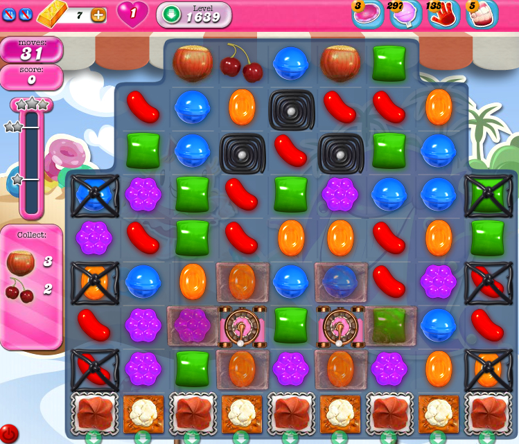 Candy Crush Saga 1639