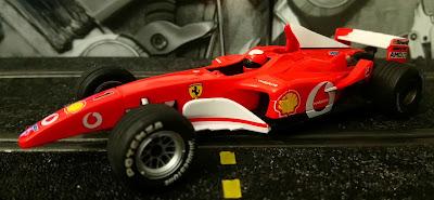 Ferrari F2002 V10 nº1 Carrera