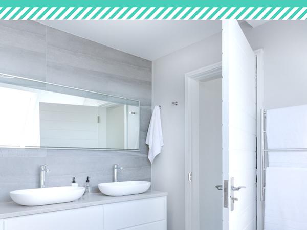 Monthly Decluttering Project: Bathroom