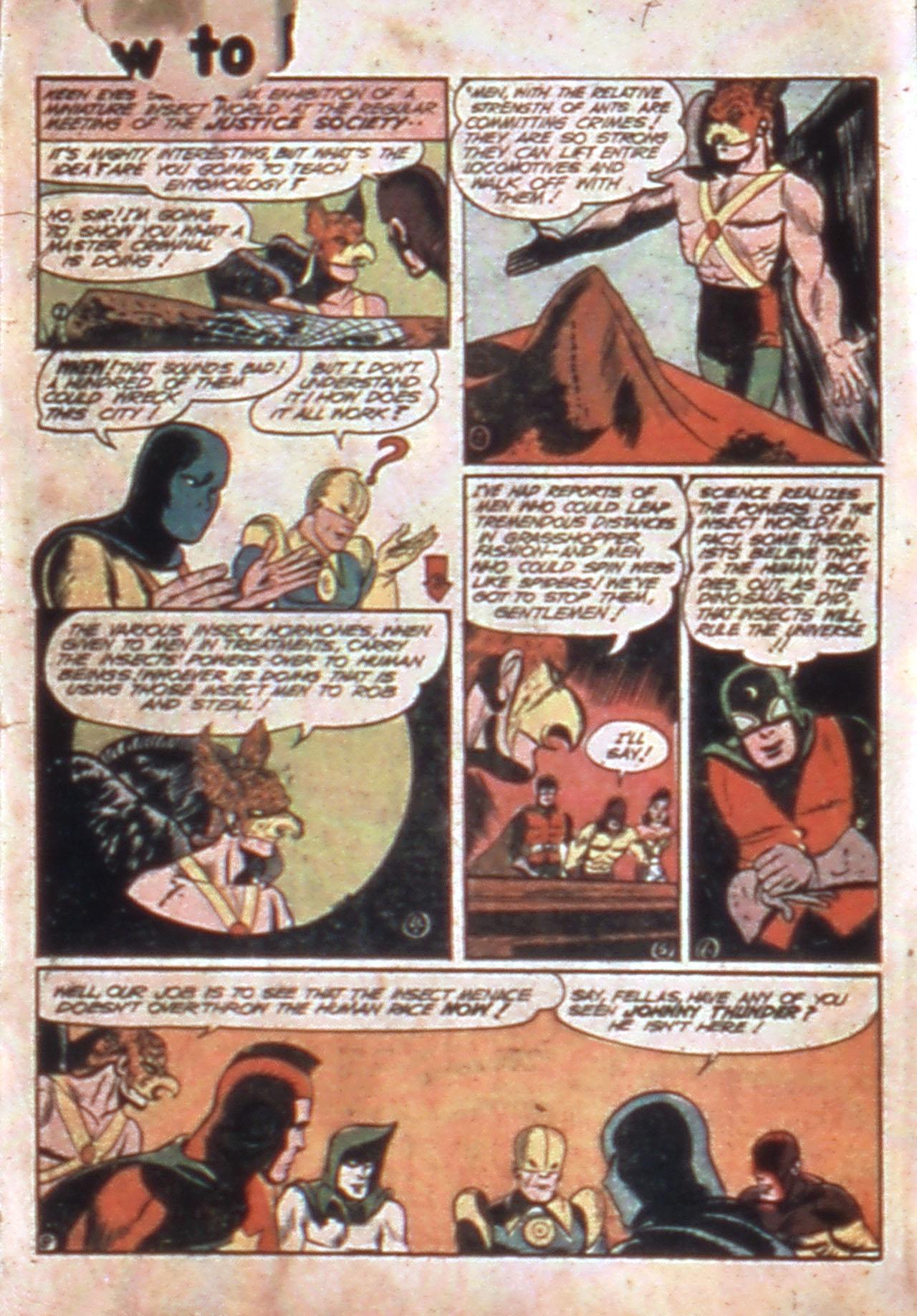 Read online All-Star Comics comic -  Issue #18 - 4
