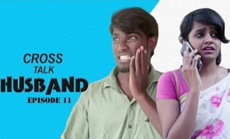 Crosstalk Husband Episode 11 | Diwali Special | Funny Factory