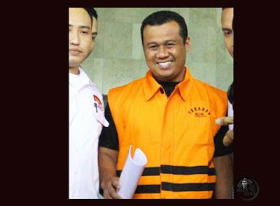 Ojang Sohandi, Bupati Subang minta maaf kepada warga Subang, setelah selesai diperiksa KPK