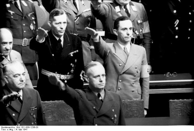 Goebbels Ribbentrop May 4 1941 worldwartwo.filminspector.com