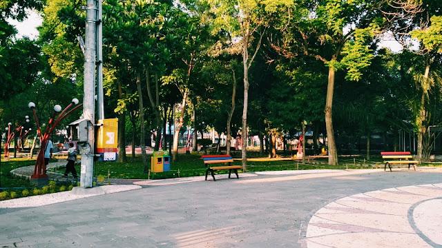 Taman Baru Untuk Kota Kecil Adipura The Black Pearl