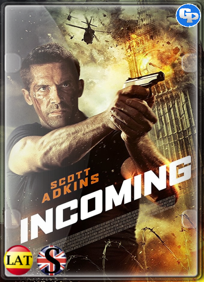 Incoming (2018) HD 1080P LATINO/INGLES