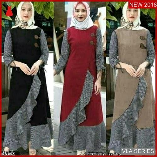 VLA159C61 Model Dress Calista Wd Murah BMGShop