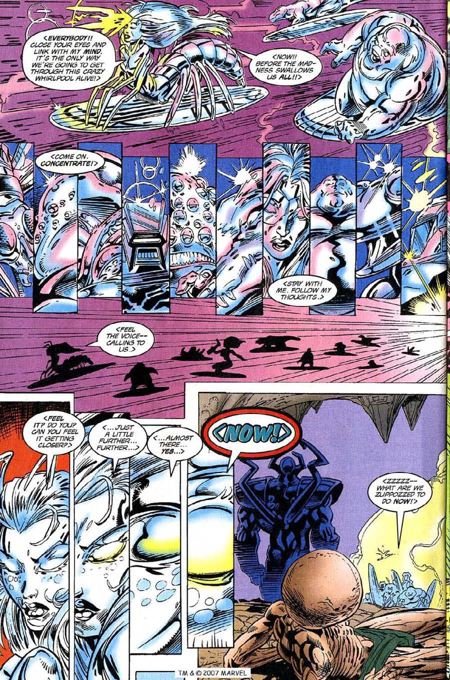 Silver Surfer (1987) Issue #118 #126 - English 24