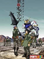 Mobile Suit Gundam: Iron Blooded Orphans